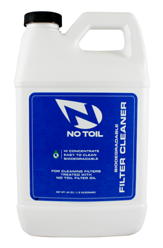 FILTER CLEANER 1/2 GALLON picture