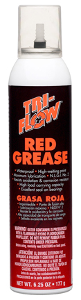 Tri-Flow Red Grease 6.25 oz. Aerosol picture
