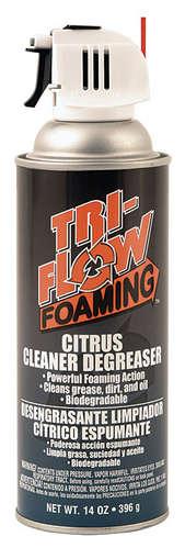 Tri-Flow Foaming Citrus Cleaner / Degreaser - 14 oz. Aerosol picture