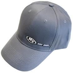 Gray Twill Hot Shot Baseball Cap picture