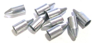 Steel Target Points 5/16, for wood arrows (100/pkg) picture