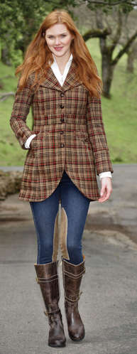 Equestrian Coat picture
