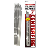 7 in CenterFire Knife Blade - 3 Pack