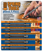 Deluxe 5 Piece Finish Carpenters Set