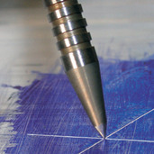 Single Ended Center Punch