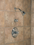 THERMOSTATIC SHOWER ONLY SET