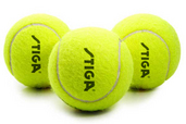 Stiga Advance Tennis Ball (3 Pack)