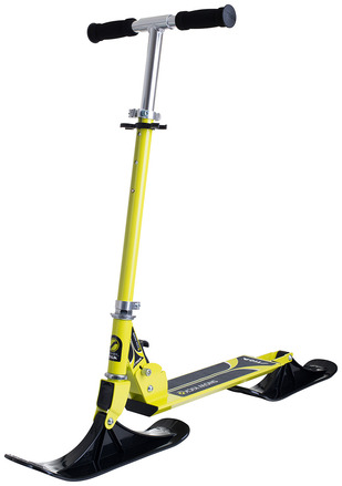 Stiga Snow Kick Scooter (Lime Green) picture