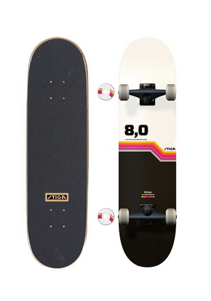 Stiga Skate 8,0 Skateboard picture