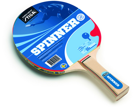 Stiga Spinner Table Tennis Bat picture
