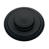 InSinkErator Sink Stopper - Matte Black