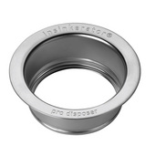 Sink Flange - Brushed Stainless Steel