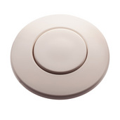 InSinkErator SinkTop Switch Button - Biscuit