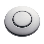 InSinkErator SinkTop Switch Button - Satin Nickel