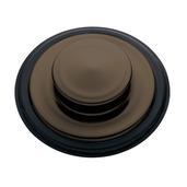 InSinkErator Sink Stopper - Mocha Bronze