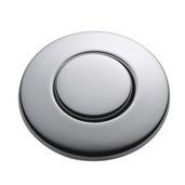 InSinkErator SinkTop Switch Button - Chrome