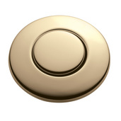 InSinkErator SinkTop Switch Button - French Gold