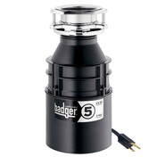Badger 5 Garbage Disposal-With Cord