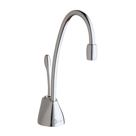 InSinkErator Indulge Contemporary Hot Only Faucet (FGN1100) Chrome