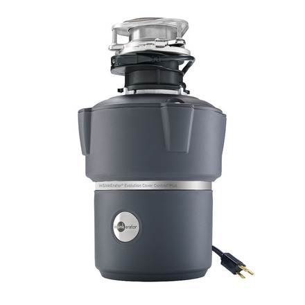 Insinkerator Evolution Cover Control Plus Garbage Disposal