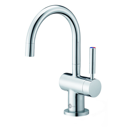 InSinkErator Indulge Modern Hot/Cool Faucet (FHC3300) Chrome picture