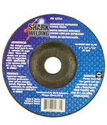 """Depressed Center Type 27 Grinding Wheels - Hubless.  4"""" x 1/4"""" x 5/8"""" - 3 pack."""