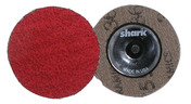 """Mini Grinding Discs with Twist-to-Lock Backing - Ceramic 2"""" 40 Grit.  25 pack."""