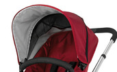 BRITAX SMILE CANOPY RED