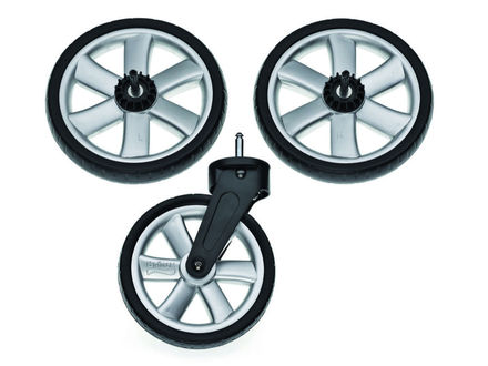 B-SMART 3  WHEELS SILVER (B-SMART 3, 2012 COIIECTION) picture