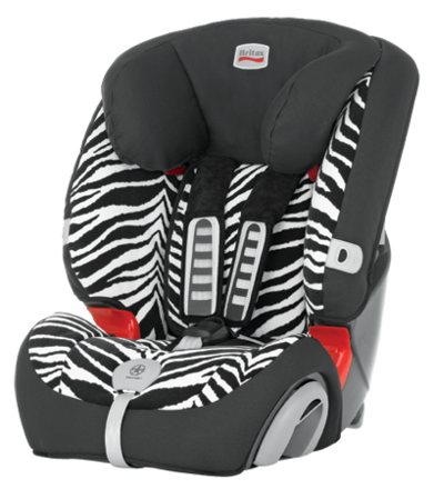 EVOLVA 1-2-3 plus Smart Zebra picture