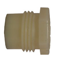 337-3001 Valve Stem Cap (Packing Nut) Left Hand Threaded. For 300/400 Series Hydrants picture
