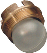 "C-342SP: 2"" Cast Brass Backwater Valve with Spud Washer Seal"