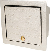 C-634BX1: Box - Heavy Duty Commercial Satin Nickel Hydrant Box for C-634