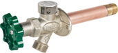 """C-144T10: 10"""" Residential anti-siphon wall hydrant"""
