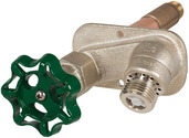 """C-434F06: 6"""" Self draining residential wall hydrant"""