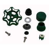 C-144KT-807: Parts Kit for Style Prier C-144/P-164, Seat Washer Kit, Packing Kit, Handle Kit, VB Kit