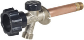 "478-04-LF: 4"" Residential LEAD FREE anti-siphon wall hydrant, Mansfield Style"