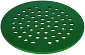 """P-325-09: 9"""" Cast Iron Drain Cover, 5/16"""" Thick"""