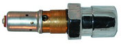 630-5043: Push button cartridge for 190 flush valves
