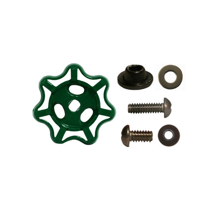 C-134KT-807: Parts Kit for New` Style Prier C-134, Seat Washer Kit, Packing Kit, Handle Kit picture