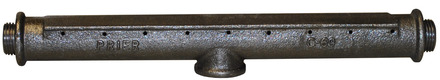 C-69: Cast Iron Three-Entry Burner Bar picture
