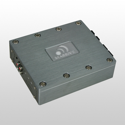 D 1200 Amplifier / Mono Block