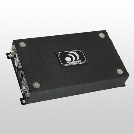 BX4 - 4 Channel Amplifier