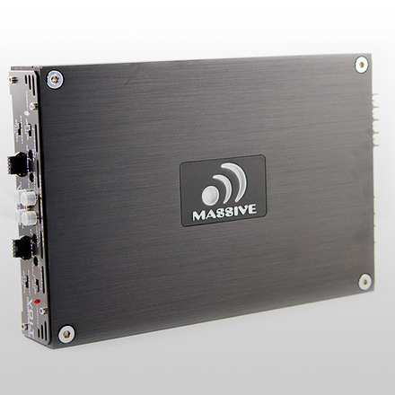 V 1000.4 - 4 Channel Amplifier picture