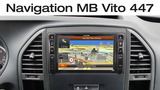 X800D-V447 für Mercedes Vito (447)
