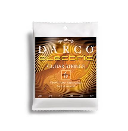 Darco Electric Guitar Super Light Gauge picture