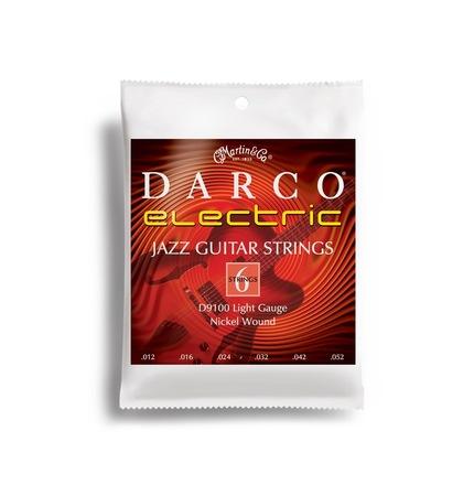 Darco Electric Guitar Jazz Light Gauge picture