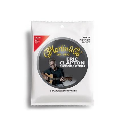 Eric Clapton Signature Strings 92/8 Phosphor Bronze Light picture