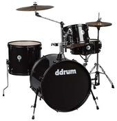 Ddrum D2 Rock Drum Kit - Black Sparkle