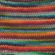 HS76 Cezanne Forest Hand Paint Sock